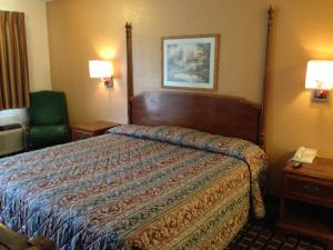Budget Inn of OKC, Motely  Oklahoma City - big - 10