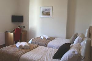 Somerfield Lodge, Bed and breakfasts  Swansea - big - 8
