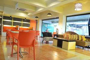 DM Residente Hotel Inns & Villas, Hotely  Angeles - big - 96
