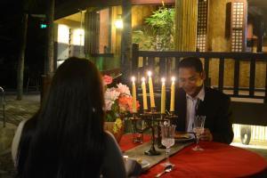 DM Residente Rina Resort, Курортные отели  Анхелес - big - 28