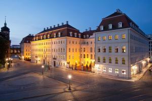 Hotel Taschenbergpalais Kempinski(Dresde)