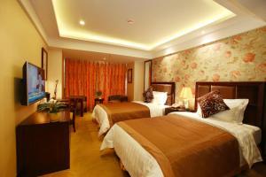 JAHO Forstar Hotel Wenshuyuan Branch, Szállodák  Csengtu - big - 8
