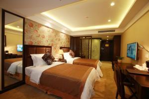 JAHO Forstar Hotel Wenshuyuan Branch, Szállodák  Csengtu - big - 4
