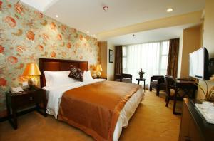 JAHO Forstar Hotel Wenshuyuan Branch, Szállodák  Csengtu - big - 7