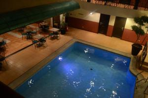 DM Residente Hotel Inns & Villas, Hotely  Angeles - big - 94