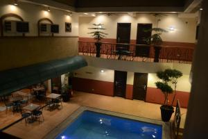 DM Residente Hotel Inns & Villas, Hotely  Angeles - big - 95