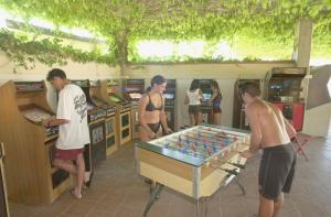 Camping Free Beach, Кемпинги  Марина-ди-Биббона - big - 138