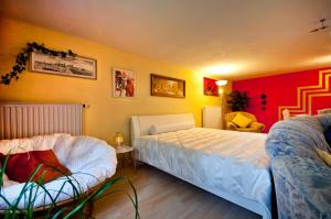 Ferienwohnung beim Goldbachl-Peppi, Apartments  Hohenau - big - 4