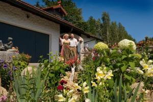 Ferienwohnung beim Goldbachl-Peppi, Apartments  Hohenau - big - 2