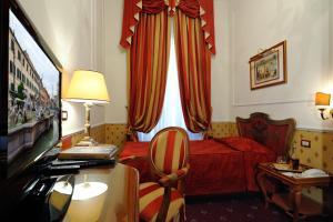 Hotel Giulio Cesare, Отели  Рим - big - 28