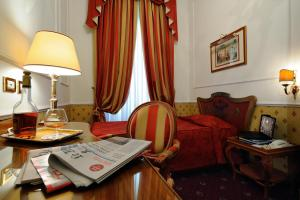 Hotel Giulio Cesare, Отели  Рим - big - 2