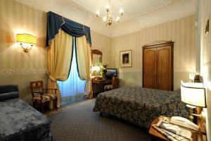 Hotel Giulio Cesare, Отели  Рим - big - 23