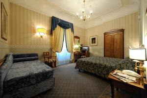 Hotel Giulio Cesare, Отели  Рим - big - 24