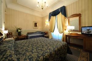 Hotel Giulio Cesare, Отели  Рим - big - 27
