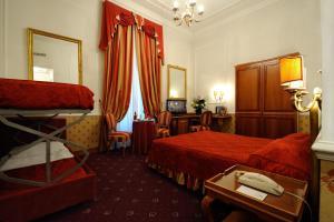 Hotel Giulio Cesare, Отели  Рим - big - 8
