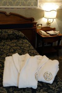 Hotel Giulio Cesare, Szállodák  Róma - big - 50