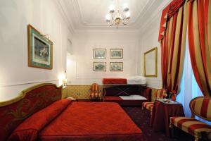 Hotel Giulio Cesare, Отели  Рим - big - 25