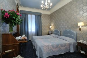 Hotel Giulio Cesare, Отели  Рим - big - 6