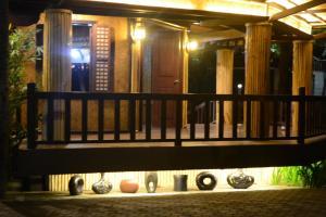 DM Residente Rina Resort, Курортные отели  Анхелес - big - 34