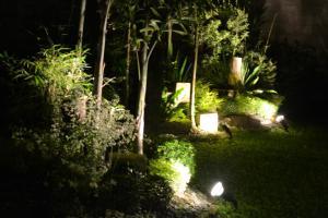 DM Residente Rina Resort, Курортные отели  Анхелес - big - 20