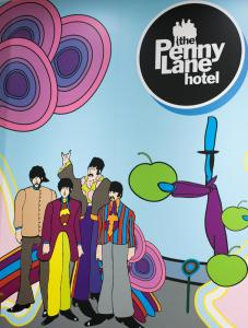 Penny Lane Hotel, Hotels  Liverpool - big - 49