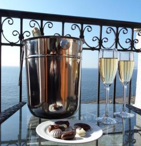 Domus Mare Hotel, Hotely  Viña del Mar - big - 48