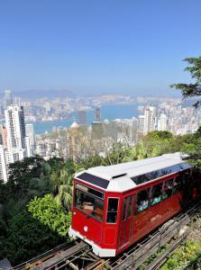 Kew Green Hotel Wanchai Hong Kong (Formerly Metropark Wanchai), Hotels  Hongkong - big - 54