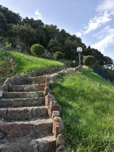 Villa La Rocca, Ferienwohnungen  Castelsardo - big - 19