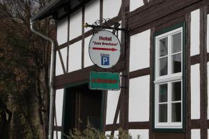Hotel zum Brauhaus, Hotely  Quedlinburg - big - 35