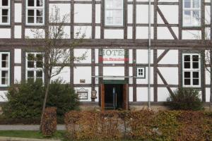 Hotel zum Brauhaus, Hotely  Quedlinburg - big - 43