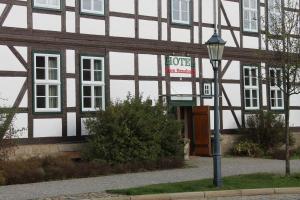 Hotel zum Brauhaus, Hotely  Quedlinburg - big - 44