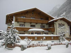 Gästehaus Falkner Ignaz, Appartamenti  Sölden - big - 54