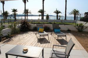 Apartment O Fil De L Eau Bandol App A05 T3 Avec Jardin