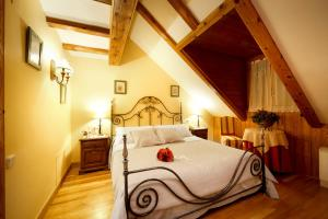 Hotel Ciria, Отели  Бенаске - big - 60