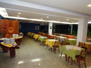 Alagoinhas Plaza Hotel, Szállodák  Alagoinhas - big - 36