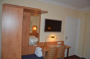Centrum Hotel Wikinger Hof Hamburg, Penzióny  Hamburg - big - 4