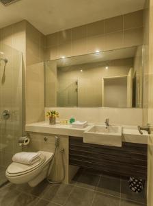 Luxfort 118 Service Suites, Ferienwohnungen  Tanjung Bungah - big - 13