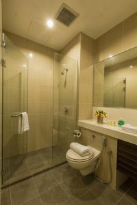 Luxfort 118 Service Suites, Ferienwohnungen  Tanjung Bungah - big - 16