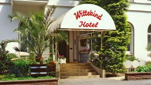 Hotel Wittekind, Szállodák  Bad Oeynhausen - big - 23