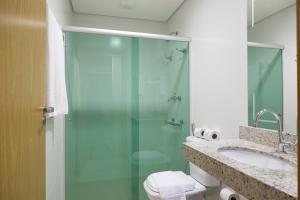 Hotel Financial, Hotely  Belo Horizonte - big - 10
