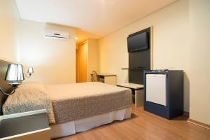 Hotel Financial, Hotel  Belo Horizonte - big - 5