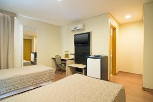 Hotel Financial, Hotel  Belo Horizonte - big - 22