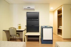 Hotel Financial, Hotel  Belo Horizonte - big - 20