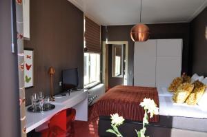City Hotel Koningsvlinder, Hotels  Veenendaal - big - 18