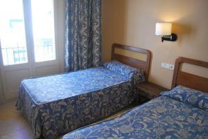 Hotel Alfa, Отели  Енкамп - big - 8