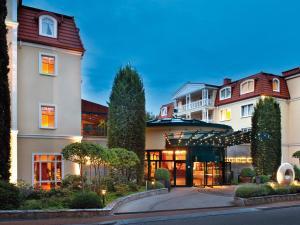 Travel Charme Strandhotel Bansin, Hotels  Bansin - big - 11