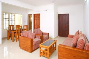 Phils' Residency & Banquets, Hotels  Cochin - big - 16