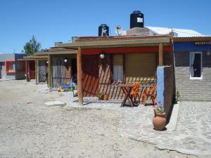 Hospedaje La Posta, Lodge  Puerto Pirámides - big - 63