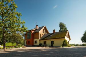 Reinis, Ferienparks  Turaida - big - 45
