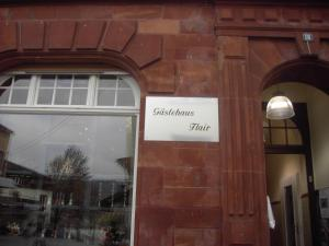 Gästehaus Flair, Penzióny  Mettlach - big - 11